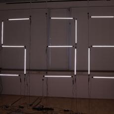 Grosse 8 und Lichtfront, Installation CL:OC