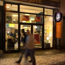 juniic Werkstattladen, Foto: Burat