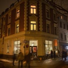 Strandhaus, Foto: Burat