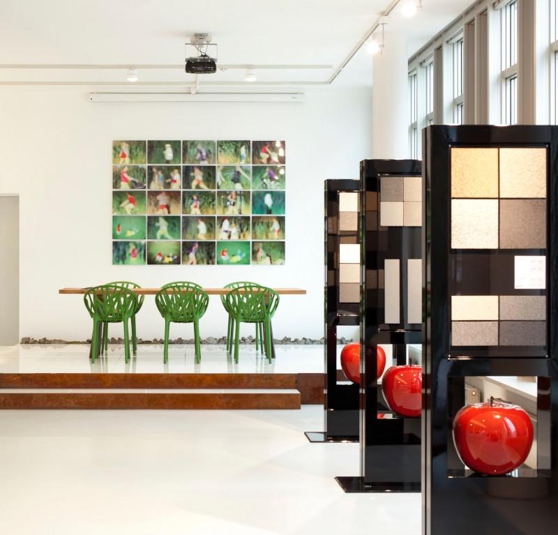 Showroom Garten + Design
