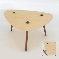 Rohkost-Möbel